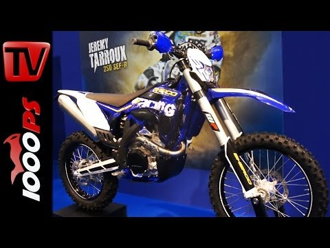 Sherco 250 SEF-R, 350 SEF-R, 450 SEF-R, Two-stroke Engine Innovations 2014 - EICMA 2013
