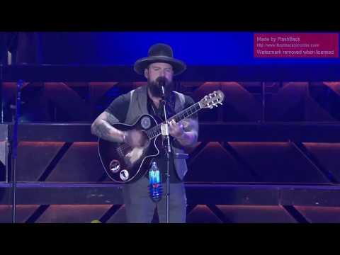 Zac Brown Band--Wrigley Field 8/26/17 Full Concert