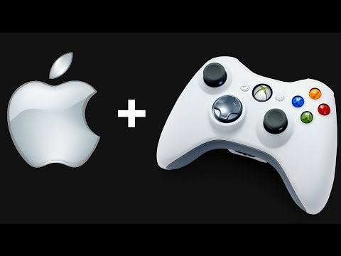 Xbox 360 controller adapter for Mac unboxing & setup
