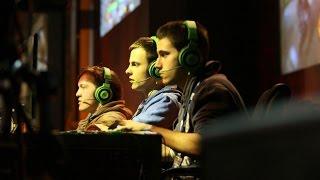 Die Welt der Pro Zocker - E-Sport
