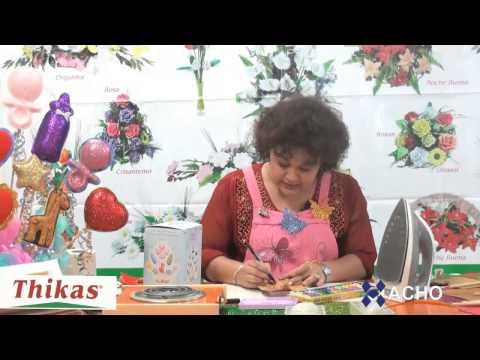 Figuras Baby Shower, Bebe Fiesta Parte 2, con Moldes para hacer Flores Artificiales de Foami HD
