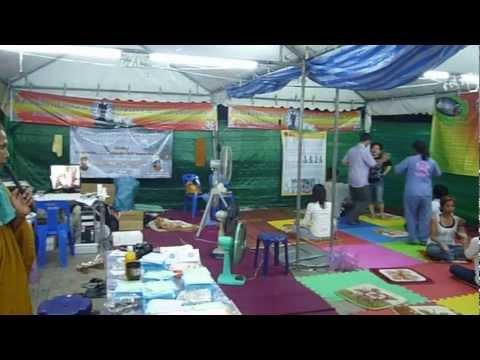 Dynamic Healing Meditation, Sanam Luang, Bangkok