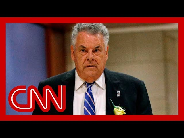 Republican congressman Peter King says he is retiring thumbnail