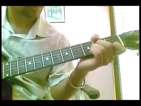 learn O JAANA (RAAZ 2) on guitar
