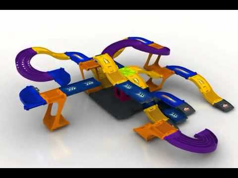 Modular Construction Toys Race