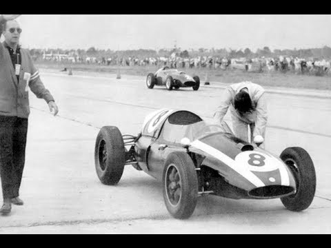 F1 - 1959 Sebring GP - Highlights
