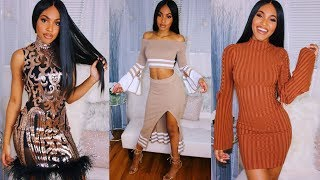 Hot Miami Styles Try On Clothing Haul