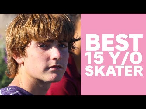 This 15 Year Old is a FUTURE LEGEND! | DYLAN JAEB