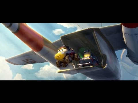 Planes 2 Fire & Rescue - UK Trailer - Official Disney | HD