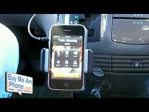 Video Review #154: Canada Drive Safe Hands-free & FM Transmitter