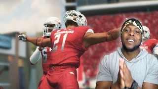 DRE Drops The Knee Brace and Gains Speed!!! NCAA FOOTBALL 14 ROAD TO GLORY STORY MODE