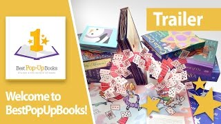Best pop-up books Channel trailer