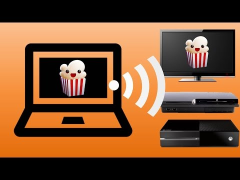 HOW TO Stream your Popcorn Time movies to your TV, PlayStation, Xbox, etc.!