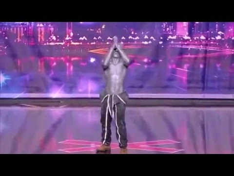Kenichi Ebina Performs an Epic Matrix- Style Martial Arts Dance - America's Got Talent