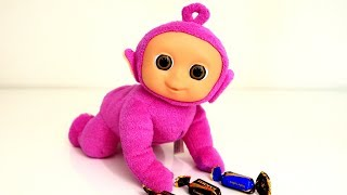 Teletubbies Mini Baby Tiddlytubbies Ping