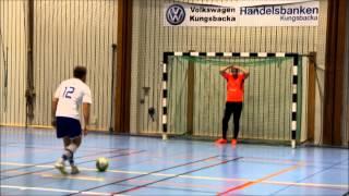 Fotboll trettondagscupen 2015, Fjärås Kungsbacka IF straffar