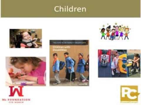 Child Sexual Abuse and Disabilities Web Conference Recording thumbnail
