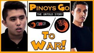 THE Dramatic Story of the Civil War Between TNC Tigers vs TNC Predators 2018