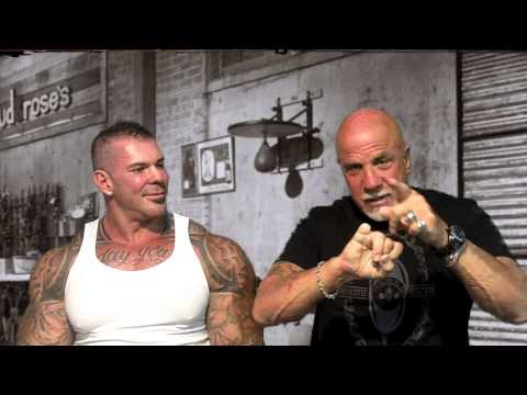 Gym Camaraderie with Ric and Rich Piana