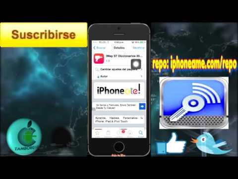 Hackea Redes Wifi En Ios 7 iphone/ipod/ipad Español 2014