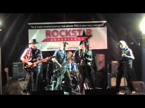 Rock'n'Roll - Rockstar Experience band Crossfire