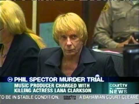 Court TV Phil Spector Murder Trial Commentary by Jeffrey Steinberger.avi
