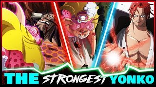 Why Big Mom Can Be A MEME & The STRONGEST Yonko | One Piece Discussion