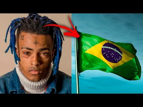 XXXTENTACION DIZ que ESTÁ VIVO e MORANDO no BRASIL 😱 ÁUDIO de XXXTENTACION CRIA POLÊMICA da MORTE thumbnail