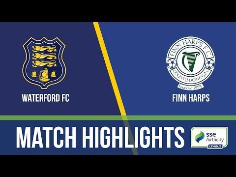 GW8: Waterford 4-0 Finn Harps