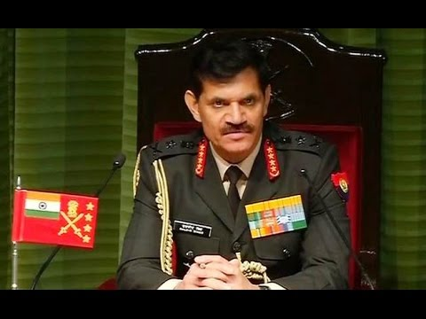 Army Chief Dalbir Singh to Review Security Situation in Kashmir