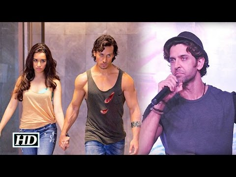 Hrithik's Must Watch Comment On Tiger Shroff's Stunt In 'Baaghi'