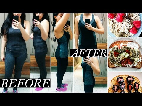 How I Lost 20lbs | My Weight Loss Tips