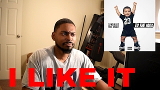 Dj Khaled feat  Drake   To The Max REACTION