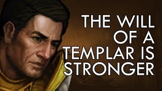 Diablo 3: The Will of a Templar is Stronger!
