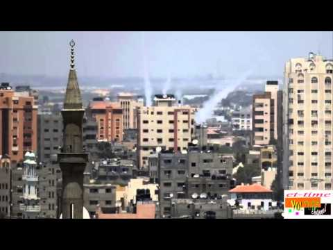 Gaza conflict: Israel restarts air strikes amid rocket fire