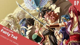 English Fairy Tail 34 Power Of The Dream 34 Op 23 Sam Luff Studio Yuraki