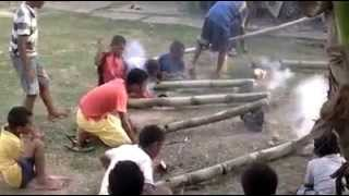 2015 New Years 21 Gun Salute form Yavulo kids