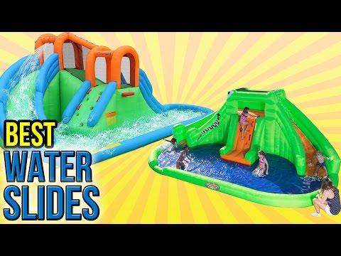 10 Best Water Slides 2016