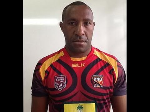 Willie Minoga is surely destined for the NRL. When the SP PNG Hunters played the Ipswich Jets in Round 6 of the Intrust Super Cup 2014 Minoga produced this wonderful display of strength, agility...