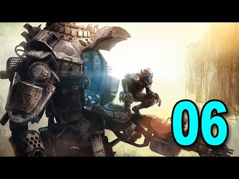 Titanfall Campaign – Part 6 – Here Be Dragons (Let's Play / Walkthrough / Playthrough Gameplay)