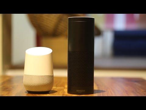 Google Home Vs Amazon Echo: Google Assistant Takes On Alexa
