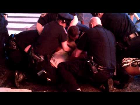 NYPD goes HAM over a cigarette