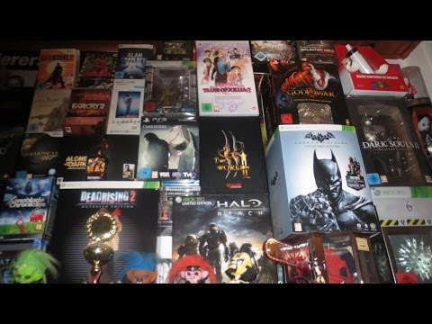 Vol. 3: Best of Video Game Limited & Collectors Editions! Prsentiert von CometMatti!