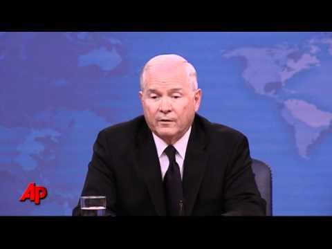 Gates: Wikileaks 'Embarrassing, Awkward'