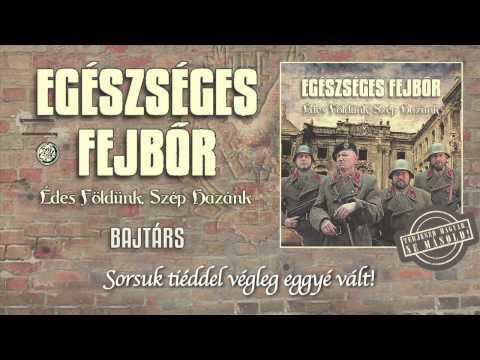 Egészséges Fejbőr - Bajtárs (hivatalos Szöveges Video / Official Lyrics Video)
