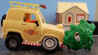 Fireman Sam Toys Episode 26 Fire Crash 4x4 Car Ocean Rescue Centre Neptune Toy 2019 Fire Station