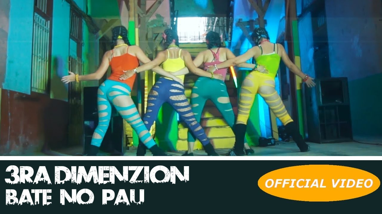 3ra DIMENZION - BATE NO PAU - (OFFICIAL VIDEO) REGGAETON 2017 / CUBATON 2017