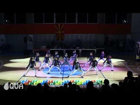 AQUA | THE ONES | Hip Hop Senior Formation @ Macedonia Open 2013