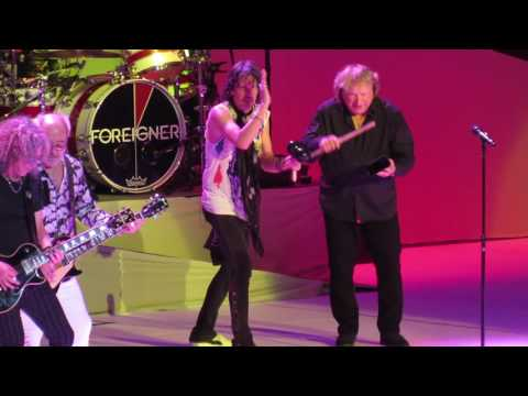 FOREIGNER REUNION / HOT BLOODED  With Lou Gramm @ Jones Beach Theater 7/20/17