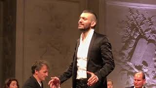 """Filippo Mineccia, countertenor, Essemble Matheùs, J. C. Spinosi A. Scarlatti """"Dormi o fulmine"""" ,"""